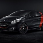 Peugeot Unveils Enhanced Performance 30th Anniversary 208 GTi