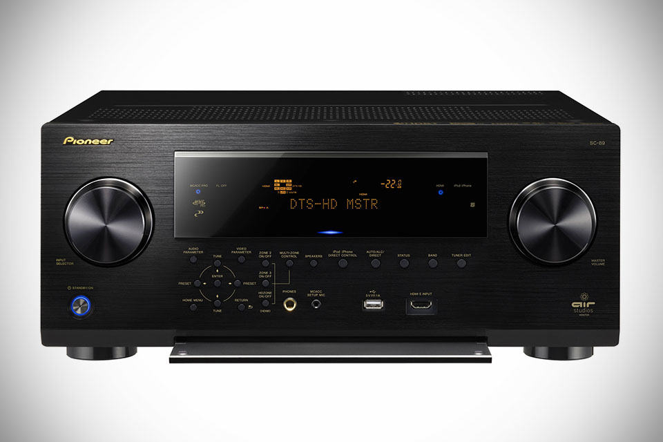 Pioneer Brings Dolby Atmos To Your Home Theatre Setup With