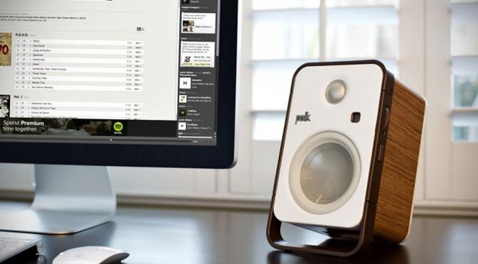 Polk Audio Hampden Bookshelf Loudspeaker