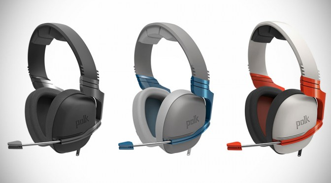 Polk Audio Striker Gaming Headset