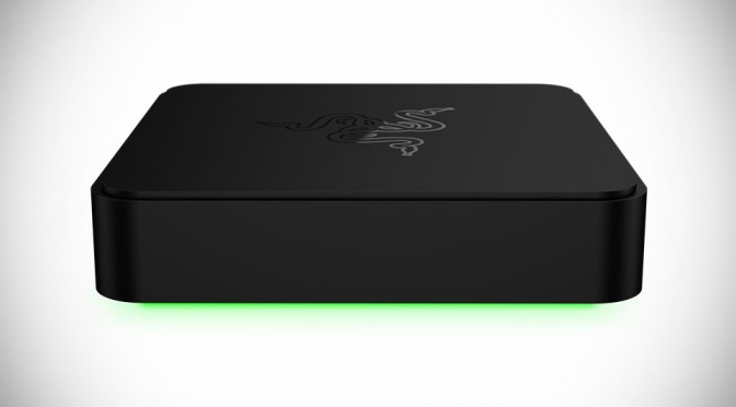 Razer Android TV-powered Micro-Console