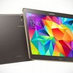 Samsung Galaxy Tab S Goes Official, Touts WQXGA Super AMOLED Display