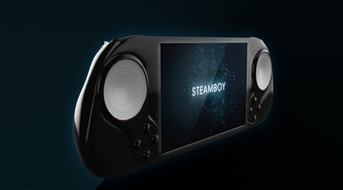Steamboy Portable Steam Gaming System
