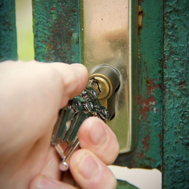 TIK Keychain