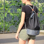 The Casual Carry – Lightweight, Modern Interoperation Of Drawstring Backpack