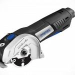 Three-In-One Dremel Ultra Saw Puts Pro Power In Your DIY Jobs