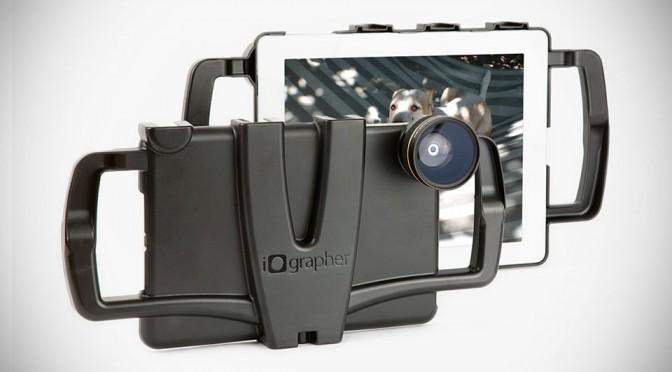 iOgrapher iPad Video Rig