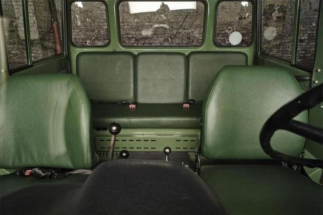 1976 Mercedes-Benz Unimog 406 Doppelkabine 4x4 Utility Truck