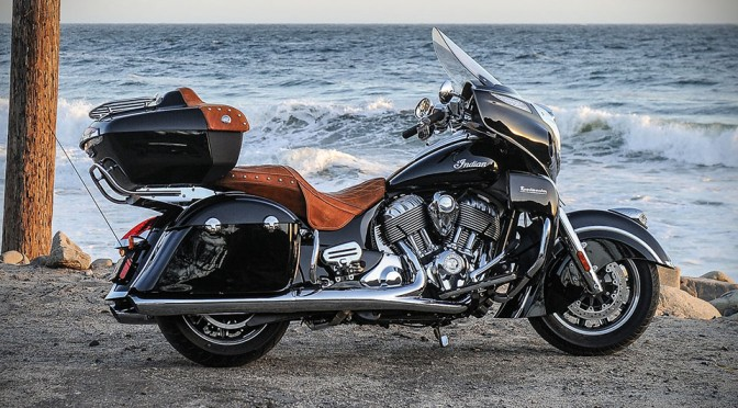 2015 Indian Roadmaster Touring Motorcycle