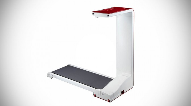 AIBI EZ Tone Desk Treadmill