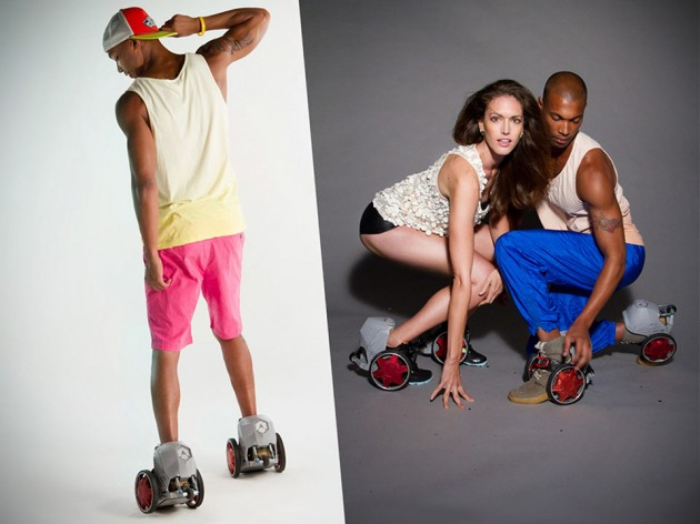 Acton R RocketSkates Electric Roller Skates
