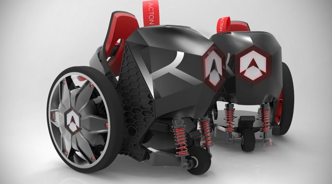 RocketSkates Let You Cruise At Up To 12MPH Without Any Remote