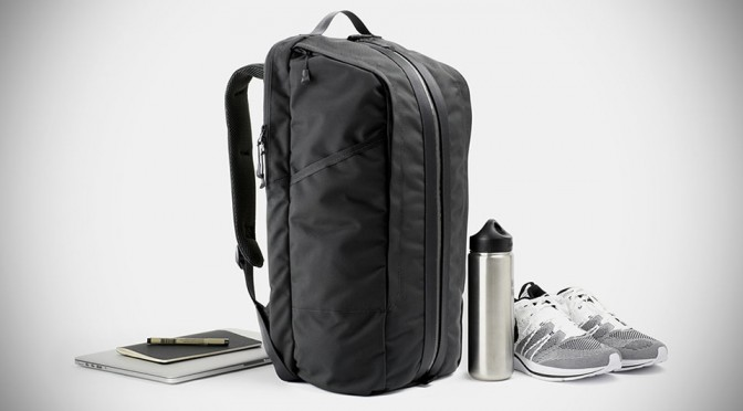 Aer Duffle Pack Transitions From Work To Gym Seamlessly, So You Don't Have To Bring Two Bags