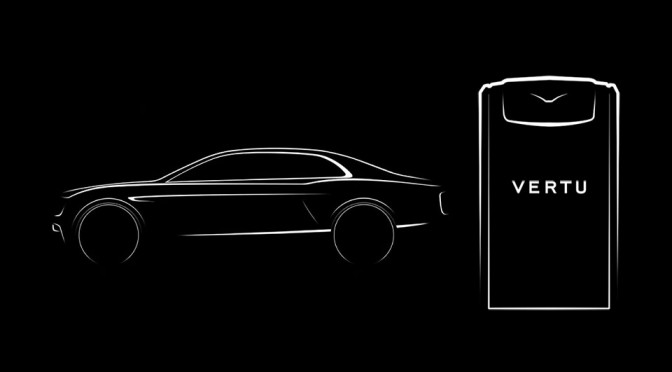 Bentley Signs New Luxury Smartphone Collaboration With