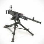 Unleash A Barrage Of Paintballs At Thy Enemy With This WWII Heavy Machine Gun Replica