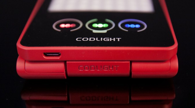 cPulse Case Wants To Add Light Show To Your Android Phone With 128 Multicolored LEDs