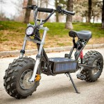 The Beast Self-charging Off-road Electric Bicycle Wants To Own The Roughest Terrains