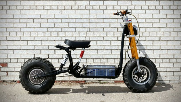 Daymak The Beast Off-Road Electric Bicycle