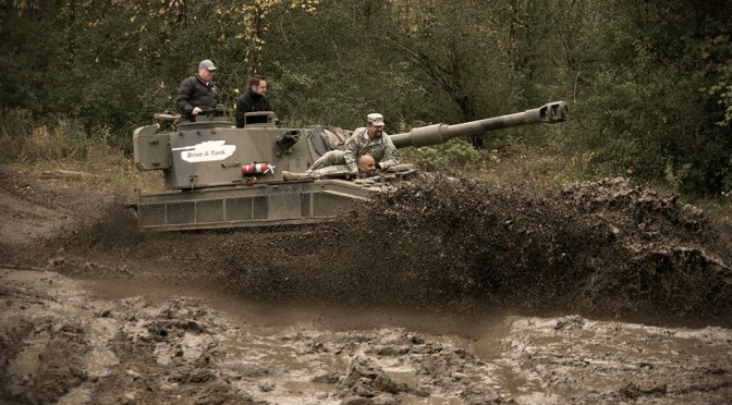 Travel: Experience The Power Of Armored Vehicles At Drive A Tank