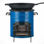 EcoZoom Zoom Dura Cookstove Keeps Its Cool So You Don't Get Burn When Cooking