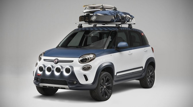 Fiat Collaborates With Vans To Create This Handsome 500L You Wished You Could Buy