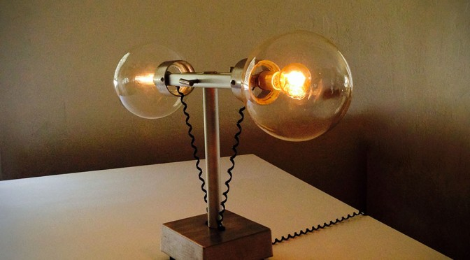 Franken Edison Light Is What Happens When Edison Meets Dr. Frankenstein