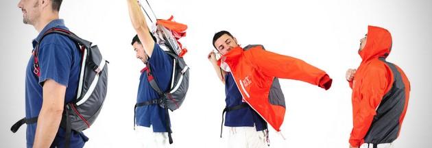 Funnell Backpack Jacket