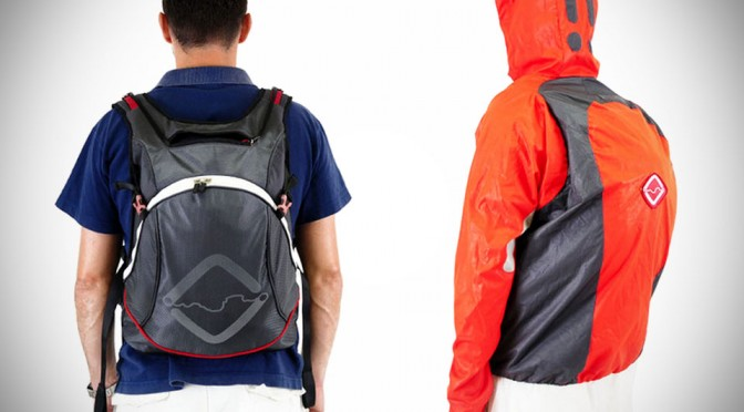 Funnell Backpack Jacket