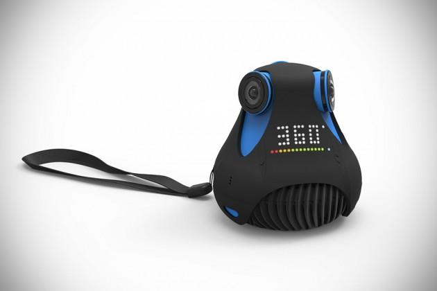 Giroptic 360cam Video Camera