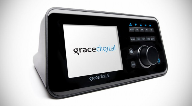 Grace Digital Primo WiFi Music Player
