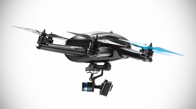 HEXO+ 6 Rotors Multicopter Wants You To Dispense With Dedicated Cameraman