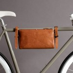 Hard Graft Frame Folio And Frame Pack Leather Bicycle Bags