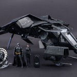 Hot Toys Outs Big-ass 1/12th Scale The Dark Knight Aircraft, The Bat