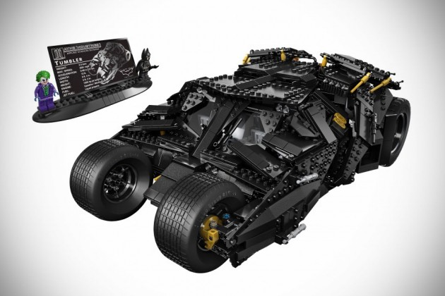 LEGO The Dark Knight Tumbler Ultimate Collector's Set
