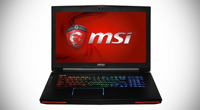 GT72 Dominator Pro Is MSI's Latest Desktop Replacement For Hardcore Gamers