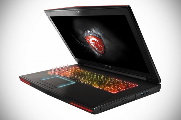 MSI GT72 Dominator Pro Gaming Laptop