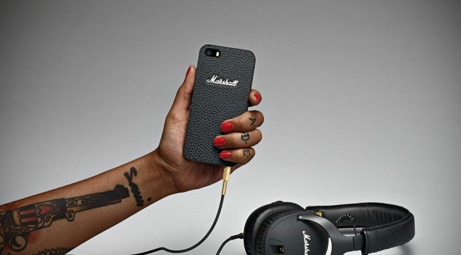 Marshall Phone Cases - iPhone 5s