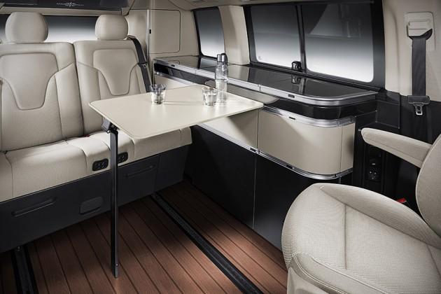 2015 Mercedes-Benz Marco Polo Camper Van