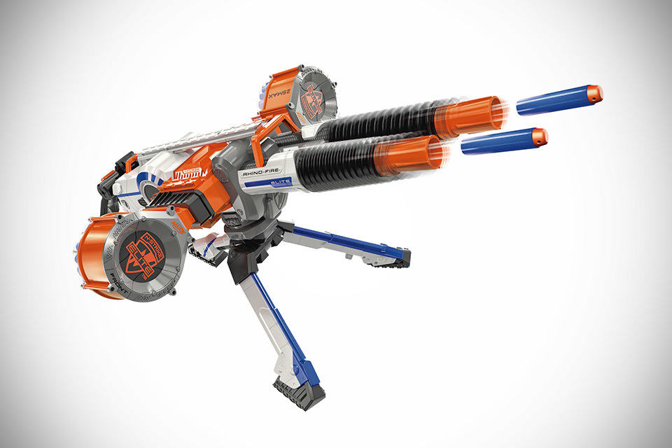 NERF Zombie Strike Brainsaw | In-Depth Review and Showcase - Video  Dailymotion