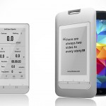 InkCase Plus Adds A Second E-Ink Display To Your Android Phone To Conserve Battery