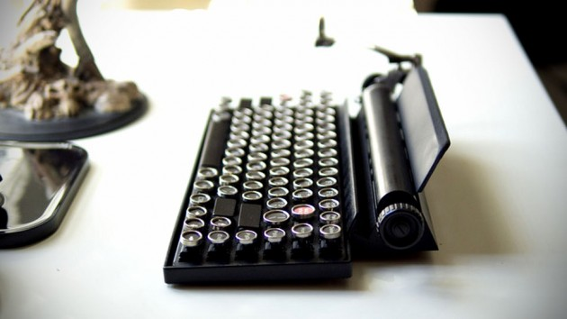 Qwertywriter Mechanical Keyboard
