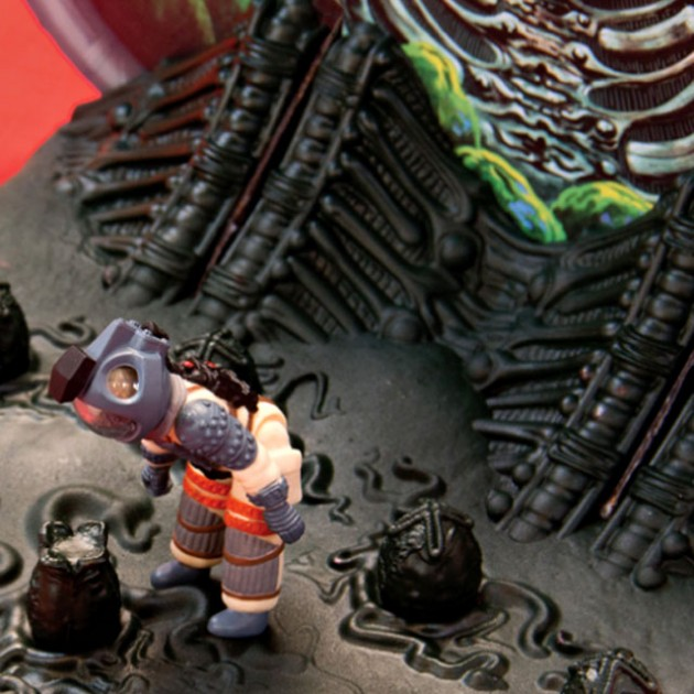 ReAction Alien Egg Chamber Playset