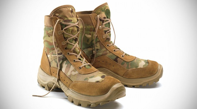 Bates Footwear Unveils Recondo, A Jungle Boot Developed In Partnership with USASFC