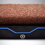 World's Smallest High-end PC Has Bushy Copper Afro Instead Of Fans For Heat Dissipation
