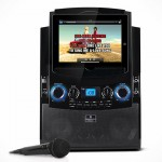 Singing Machine iSM990BT Will Turn Your Tablet Into A Karaoke Machine