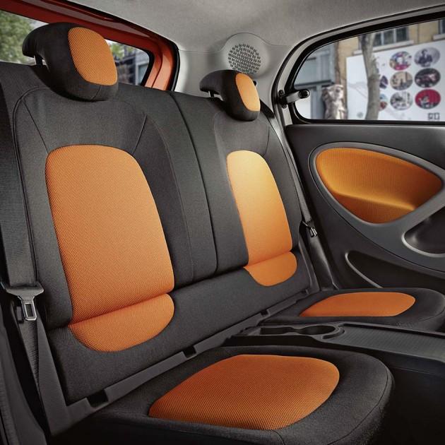 Smart's Big City Car Is A Five-Door Compact Hatch With