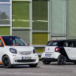 Smart's Big City Car Is A Five-Door Compact Hatch With Rear-mounted Engine