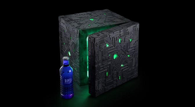 Assimilation Is Completed, Borg Is Now A Mini Fridge On Planet Earth
