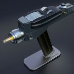 This Phaser Replica Lets You Switch Channels Like A U.S.S. Enterprise Crew