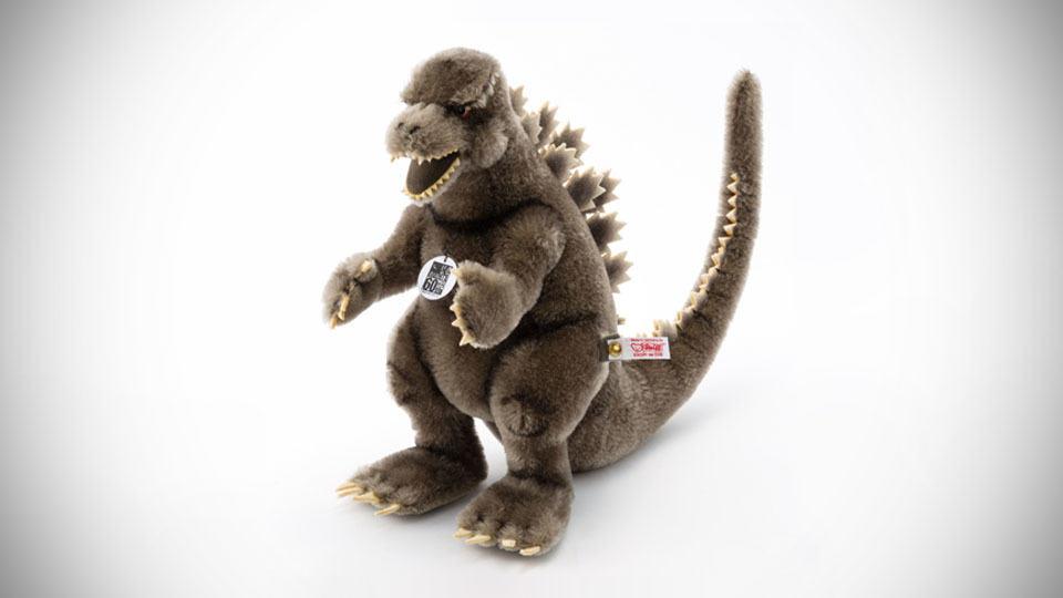 Plush Godzilla Toys 38